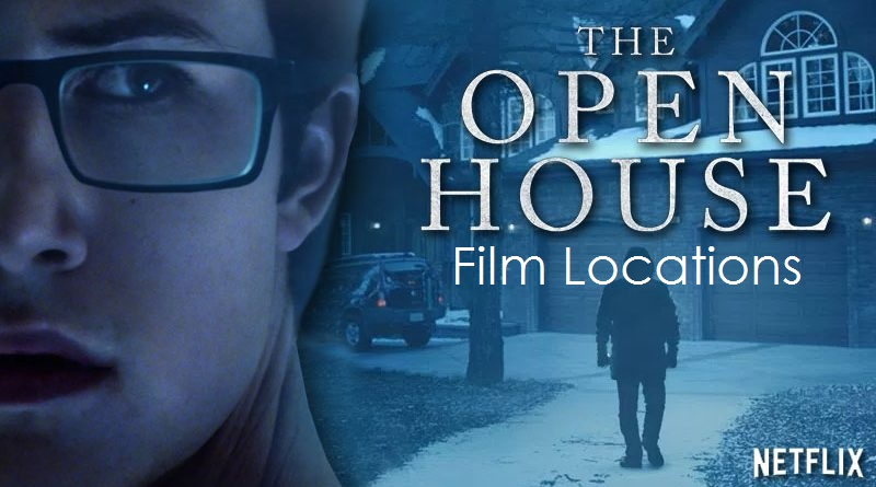 The Open House (2018) Film Locations